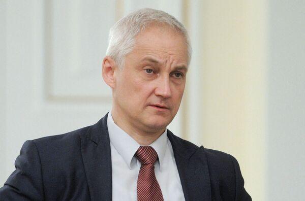 Andreï Belooussov - Sputnik France