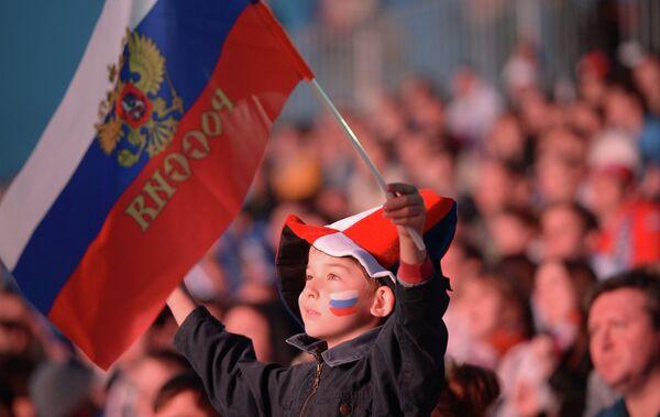 Un quart des Russes voient leur pays en finale - Sputnik France