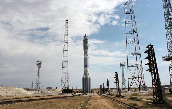 Lanceur russe Proton (Archives) - Sputnik France