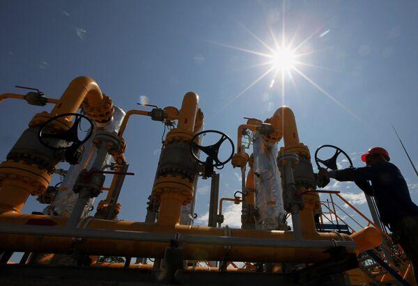 Gaz russe: augmentation des livraisons vers l'UE via la Biélorussie - Sputnik France