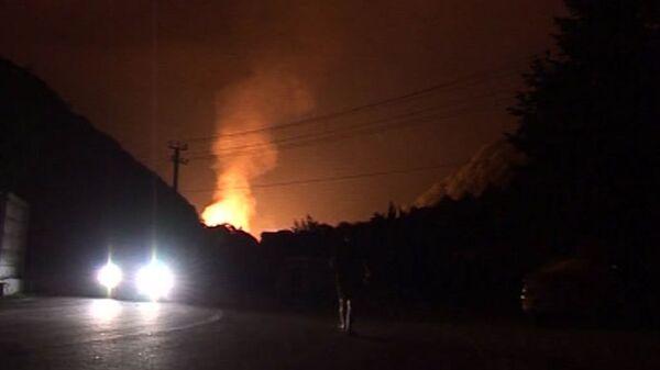 Russie: explosion d'un gazoduc à Sotchi - Sputnik France