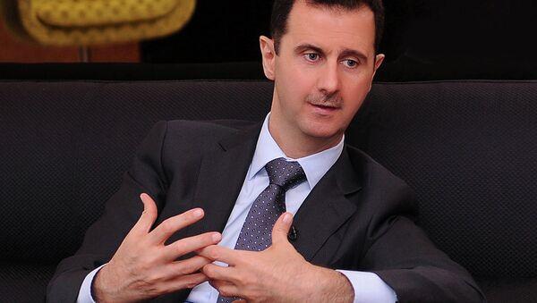 Башар Асад обвинил Турцию во вмешательстве во внутренние дела Сирии - Sputnik France