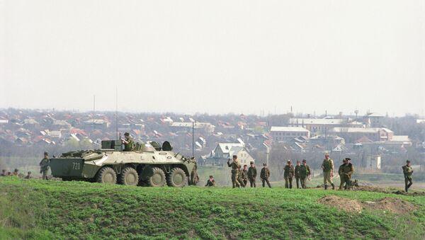 Conflit en Transnistrie, 1992 - Sputnik France