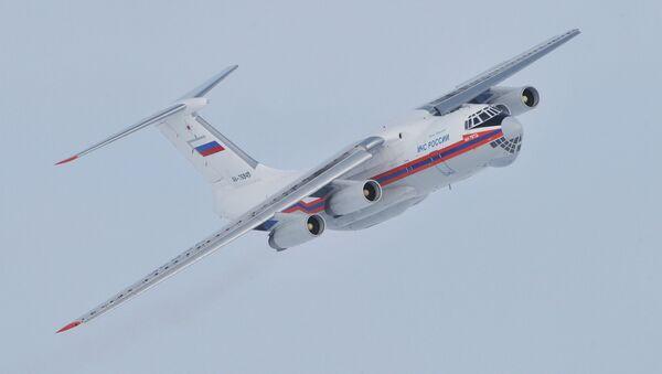 Un Iliouchine Il-76 - Sputnik France