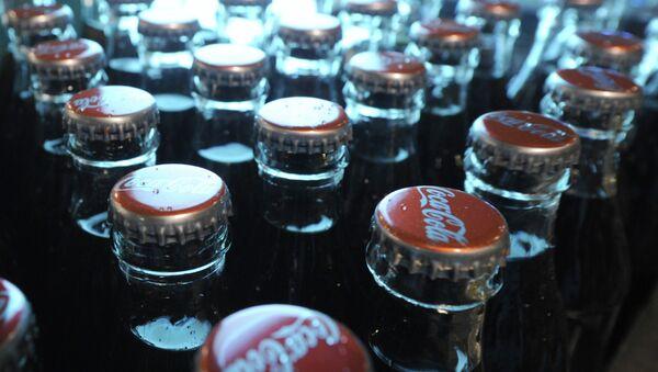 Bouteilles de Coca-Cola - Sputnik France