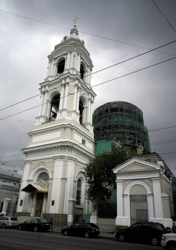 Russie: des reliques de 13 saints volées à Saint-Pétersbourg - Sputnik France
