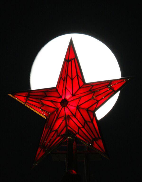 Une étoile du Kremlin de Mosou - Sputnik France