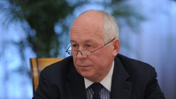 Le chef du holding russe de hautes technologies Rostec Sergueï Tchemezov - Sputnik France