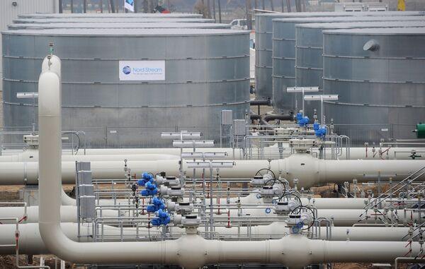Nord Stream: Gazprom et Gasunie entendent élargir le gazoduc - Sputnik France