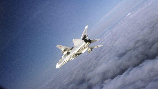 Бомбардировщик Су-24. Архив - Sputnik France
