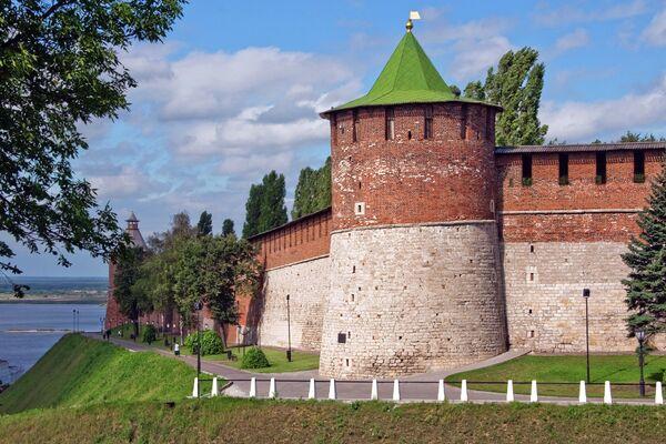 Le kremlin de Nijni Novgorod - Sputnik France