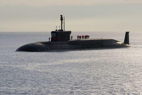 Un sous-marin nucléaire et le Boulava livrés à l'armée russe avant 2013 - Sputnik France
