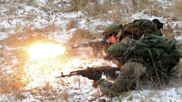 Новая боевая экипировка для военнослужащих сухопутных войск - Sputnik France