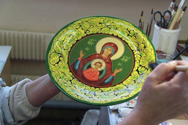 Défense des traditions d'art populaire à Koursk - Sputnik France