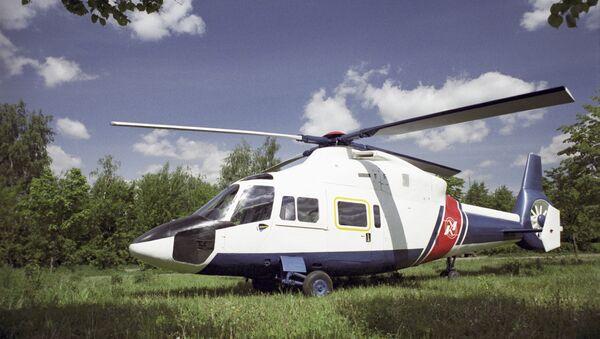 Hélicoptère russe Kamov Ka-62 - Sputnik France
