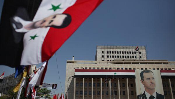 Ситуация в Сирии - Sputnik France