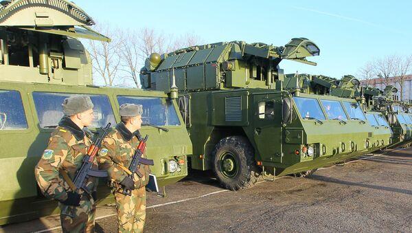 Systèmes Tor-M2 en service opérationnel en Biélorussie (archives) - Sputnik France