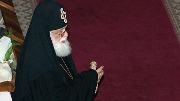 Catholicos-Patriarche de toute la Géorgie Elie II - Sputnik France