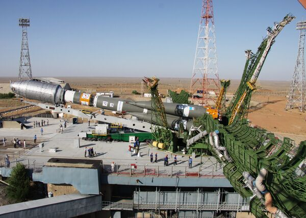 Le premier tir de la fusée russe Soyouz-2.1v reporté de six mois - Sputnik France