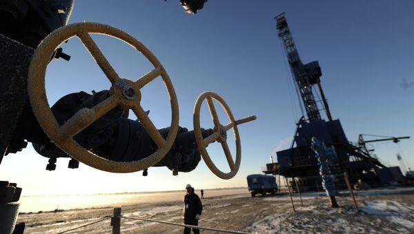 Production de gaz naturel sur la péninsule de Yamal - Sputnik France