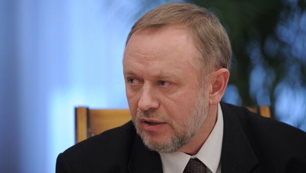 Alexandre Fomine, directeur du Service fédéral russe pour la coopération militaire et technique (FSVTS) - Sputnik France