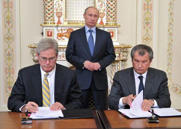 Pétrole: le groupe russe Rosneft entre dans un projet en Alaska - Sputnik France