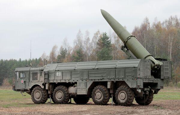 Russie: des Iskander pour les troupes de missiles stratégiques d'ici 2020 - Sputnik France
