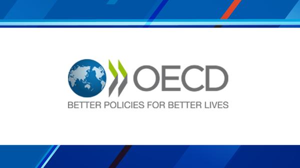 L'Organisation de coopération et de développement économiques (OCDE). Logo - Sputnik France