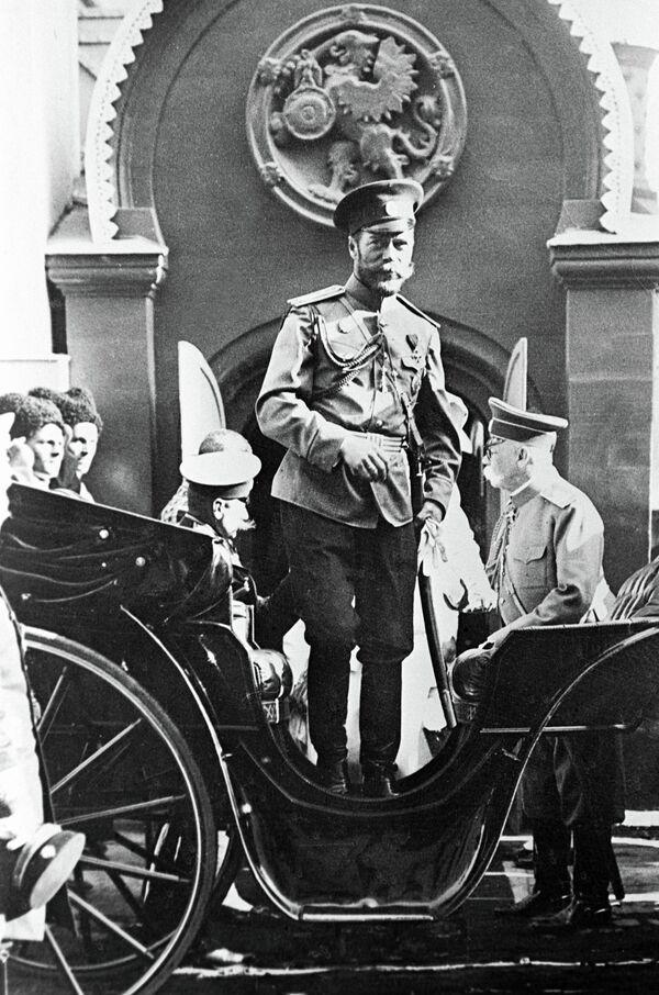 Les 400 ans de la maison Romanov - Sputnik France