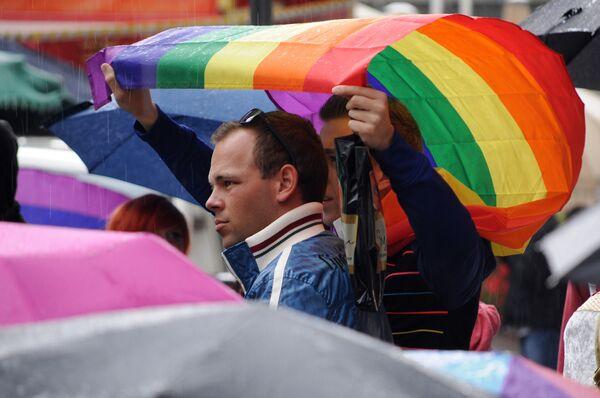 Mariage homo aux USA: une ONG russe réclame la restitution de l'Alaska - Sputnik France