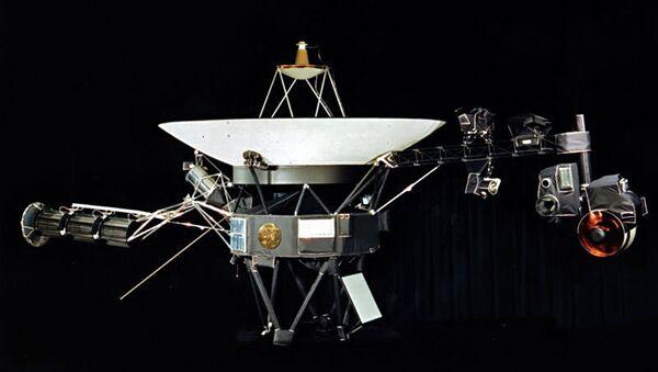 Межпланетный зонд НАСА Вояджер-1 - Sputnik France