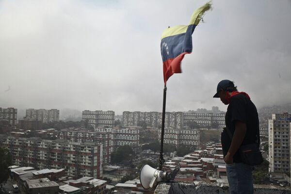 Venezuela/présidentielle: Caracas ferme sa frontière avec la Colombie - Sputnik France
