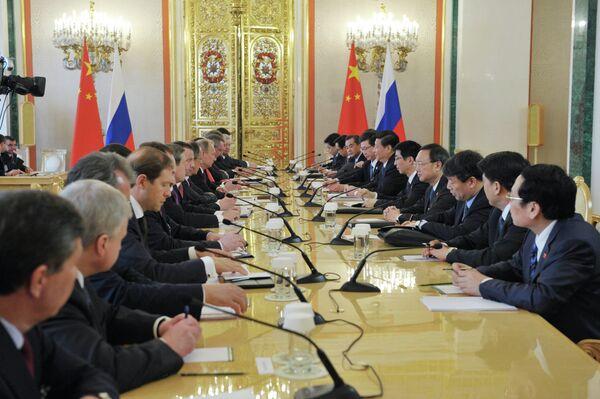 Le russe Rusal et le chinois Chalco signent un mémorandum d'entente - Sputnik France