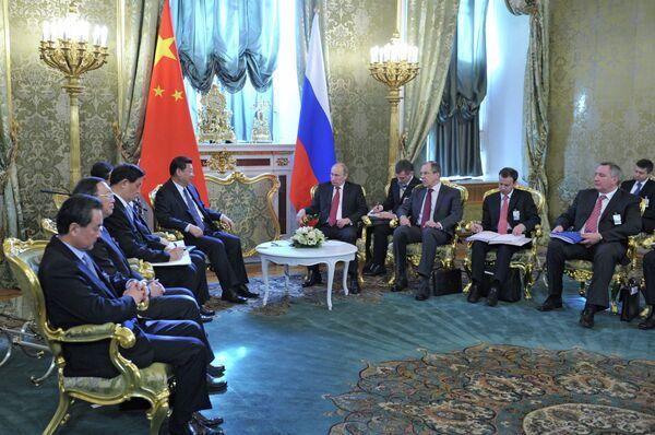 Energie: la Russie et la Chine signent plusieurs accords - Sputnik France
