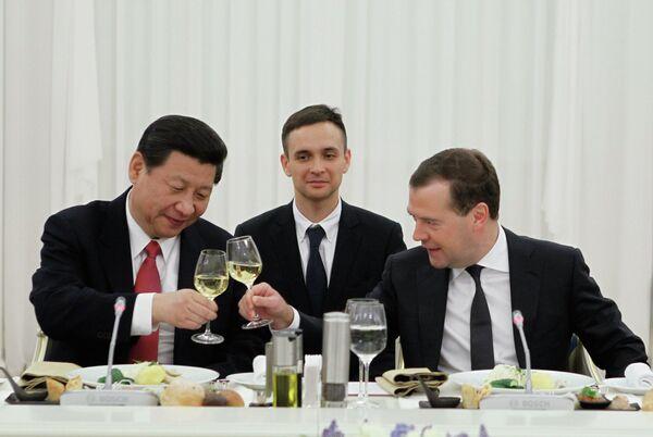 Xi Jinping en Russie: les résultats de la visite dépassent les espérances - Sputnik France