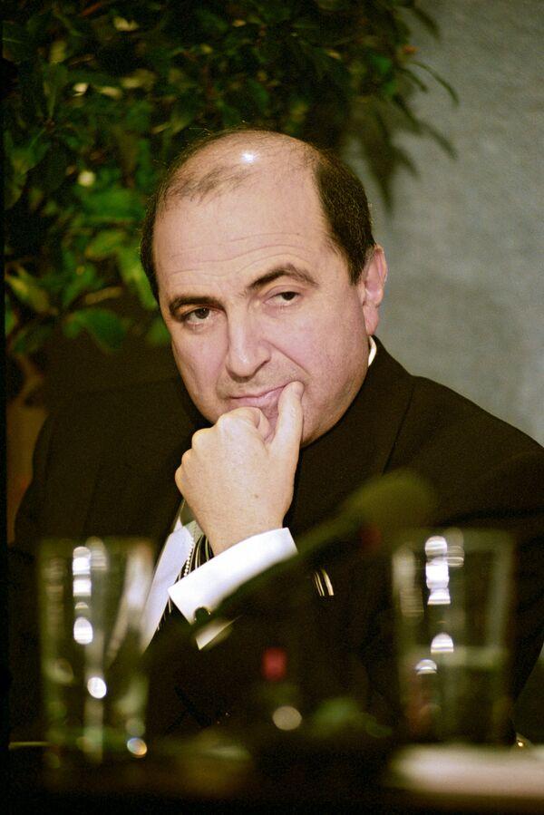 Boris Berezovski était presque ruiné (avocat) - Sputnik France