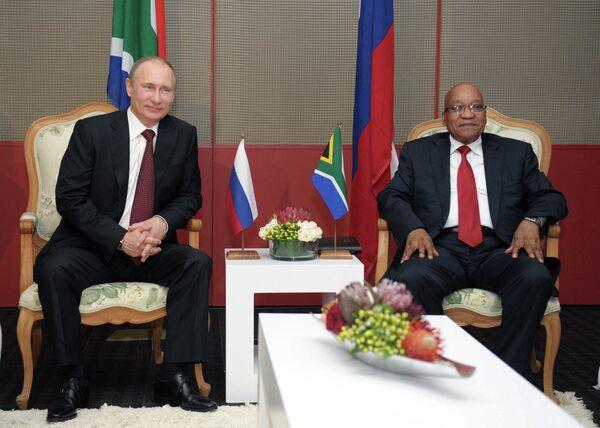 La Russie et l'Afrique du sud intensifient leur coopération militaire - Sputnik France