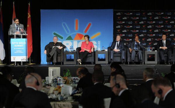 Le sommet des BRICS à Durban, en Afrique du Sud - Sputnik France