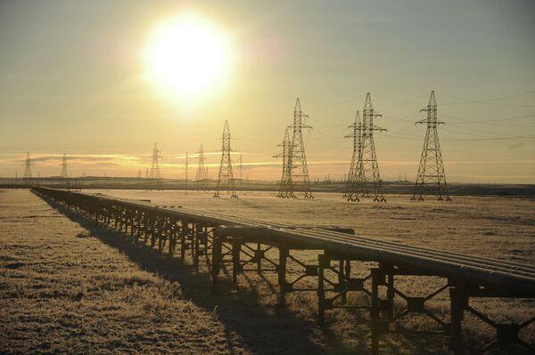 Gaz: la Russie autorise le chinois CNPC à racheter 20% de Yamal LNG - Sputnik France