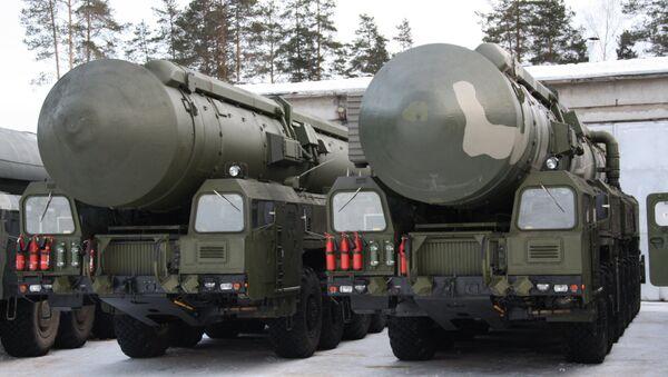 Système de missiles blistiques Iars - Sputnik France