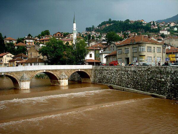 Sarajevo, la capitale de la Bosnie-Herzégovine - Sputnik France
