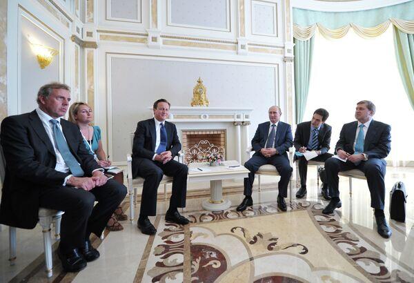 Russie et GB coopéreront pour assurer la sécurité des JO de Sotchi - Sputnik France