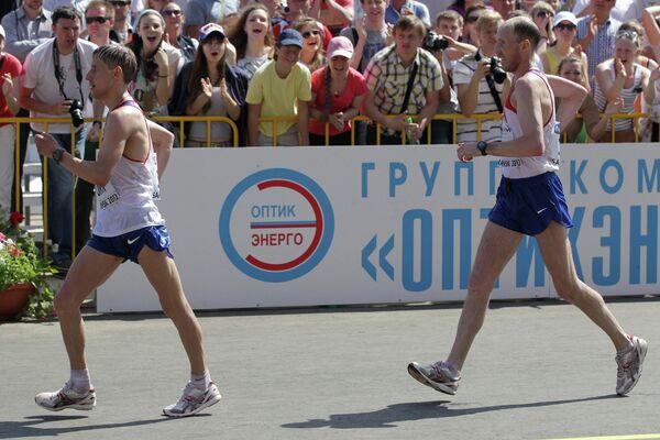 Athlétisme: la Russie remporte la Coupe d'Europe de marche - Sputnik France