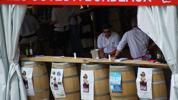 La France n'est plus le premier producteur mondial de vin - Sputnik France