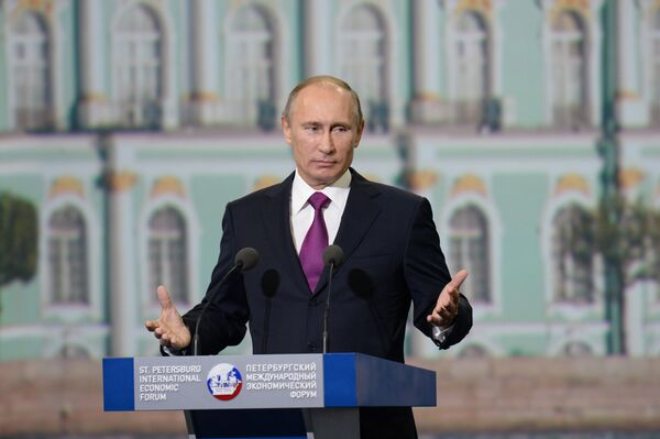 Syrie: Assad combattu par des commandos, pas par le peuple (Poutine) - Sputnik France