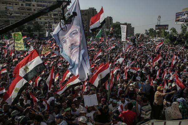 Manifestations en Egypte - Sputnik France