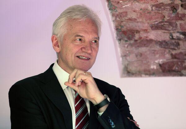 Homme d'affaires russe Guennadi Timtchenko - Sputnik France