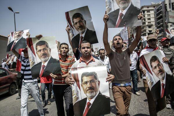 L'Egypte est au bord d'une guerre civile (Poutine) - Sputnik France