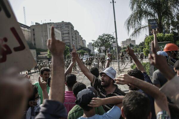 Egypte: la déclaration constitutionnelle rejetée par l'opposition laïque - Sputnik France