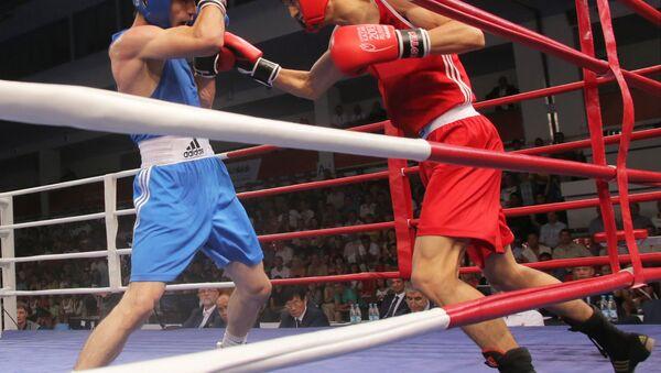 Universiade - boxe: trois médailles d'or et une d'argent pour la Russie - Sputnik France